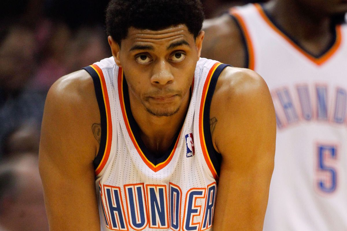 20132014 thunder player grades jeremy lamb looks for his