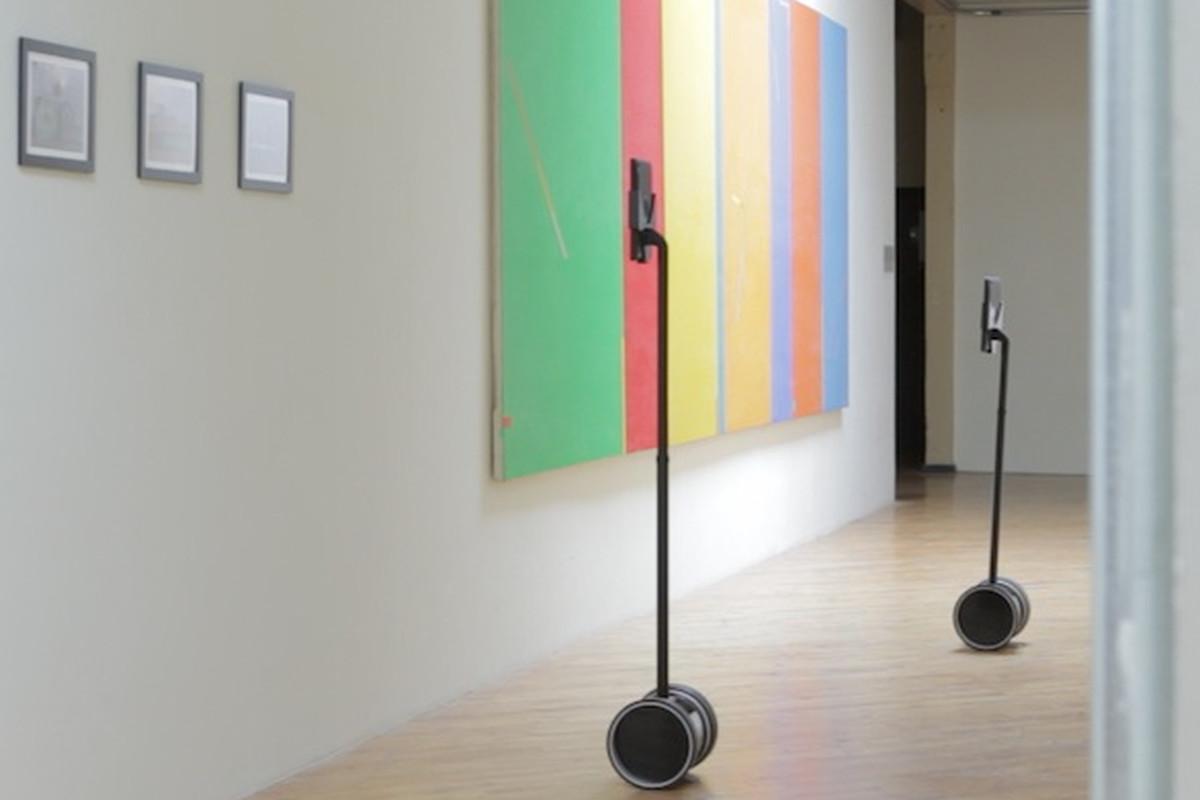 Double Robotics art