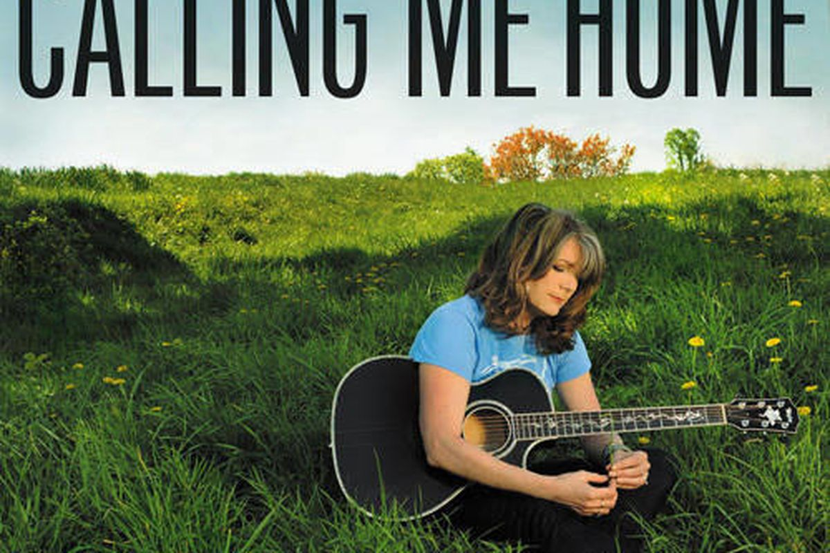 """This CD cover image released by Sugar Hill Records shows the latest release by Kathy Mattea, """"Calling Me Home."""""""