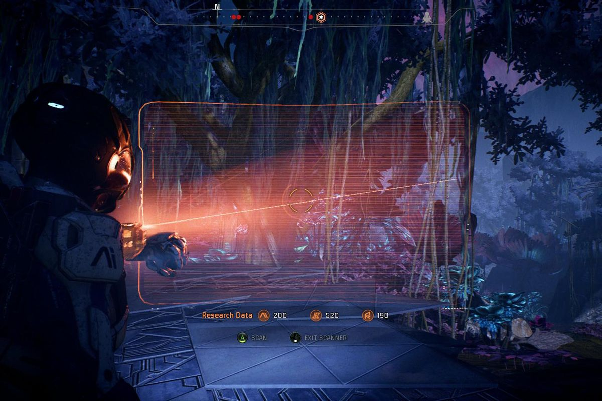 Understanding mass effect andromedas armor gear and vehicle whereas most role playing games just dole out items like candy and have simplistic vendor systems mass effect andromeda makes players do a bit of legwork malvernweather Image collections