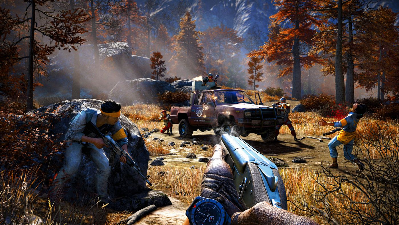I Played Far Cry 4 For Five Hours And Here S What I Think Of The
