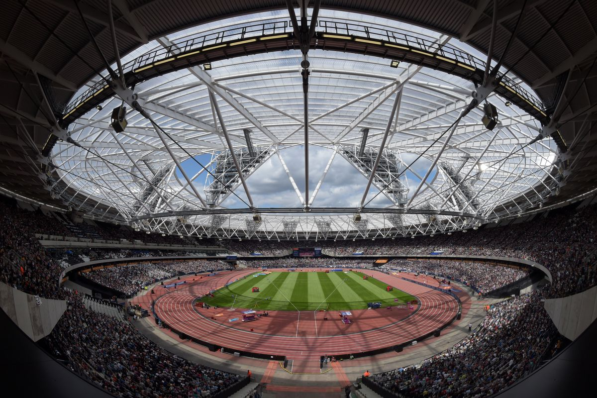 London's Olympic Stadium could host baseball games as soon as 2018.