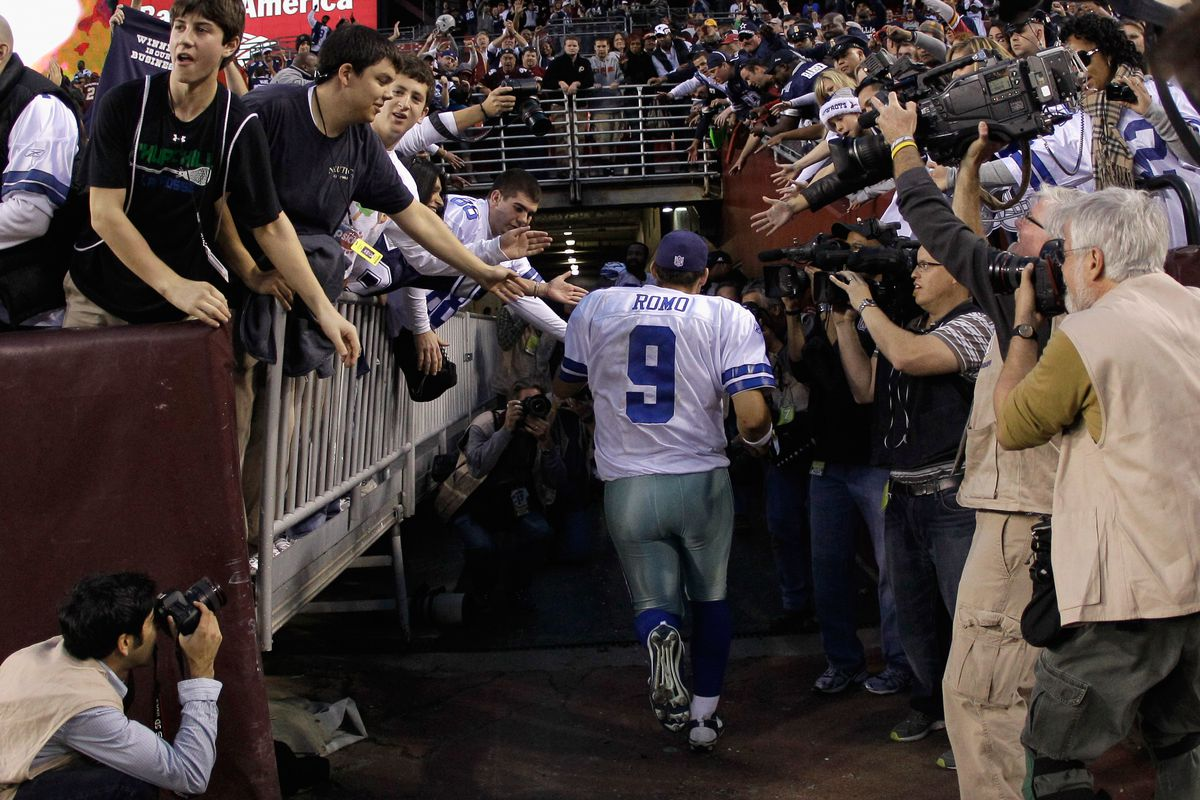 79f2e95c548 Cowboys News: Could Tony Romo Play For Redskins In 2017? - Blogging ...