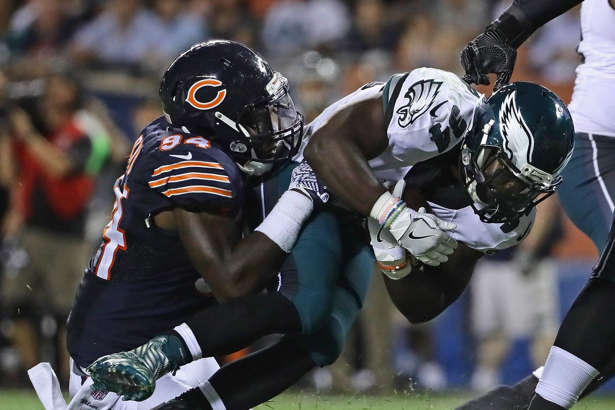 Cowboys Vs. Bears: Previewing Chicago's Defensive And