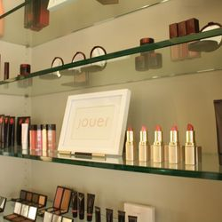 Blushington now carries products by LA's Jouer Cosmetics.