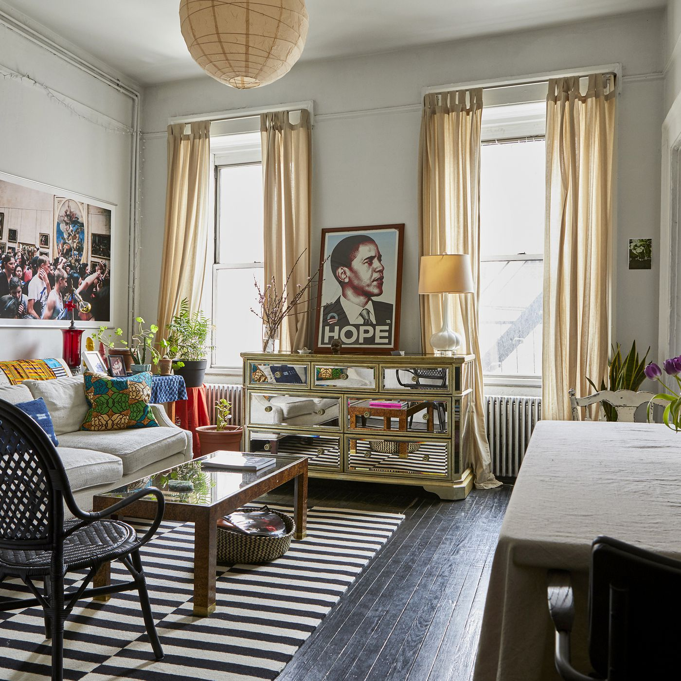 In Nolita, Photographer Kelly Marshall Makes A Home And Her