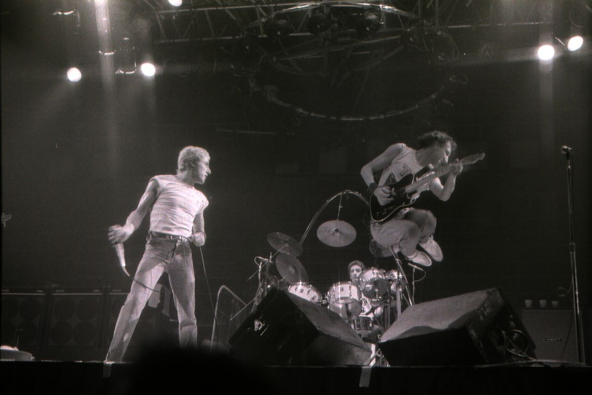 The Who, playing in Toronto on May 6th, 1980. They're one of many bands in the live music archives.