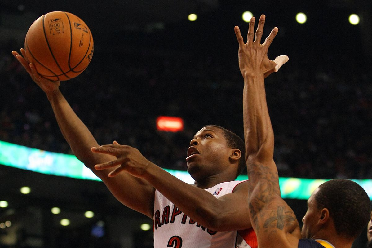 """Lowry shows why he is considered """"undervalued"""" on his current contract"""