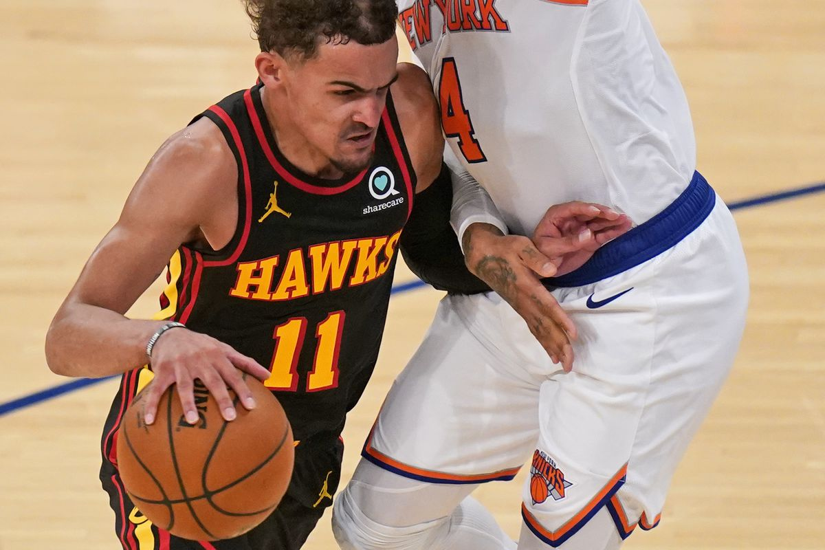 Atlanta Hawks v New York Knicks - Game One
