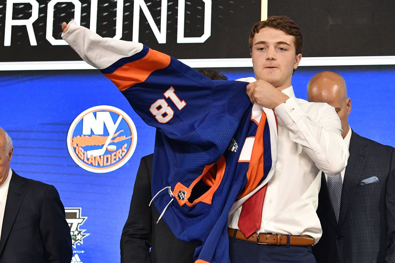 Islanders News: Drafting 23rd; Memorial Cup Underway