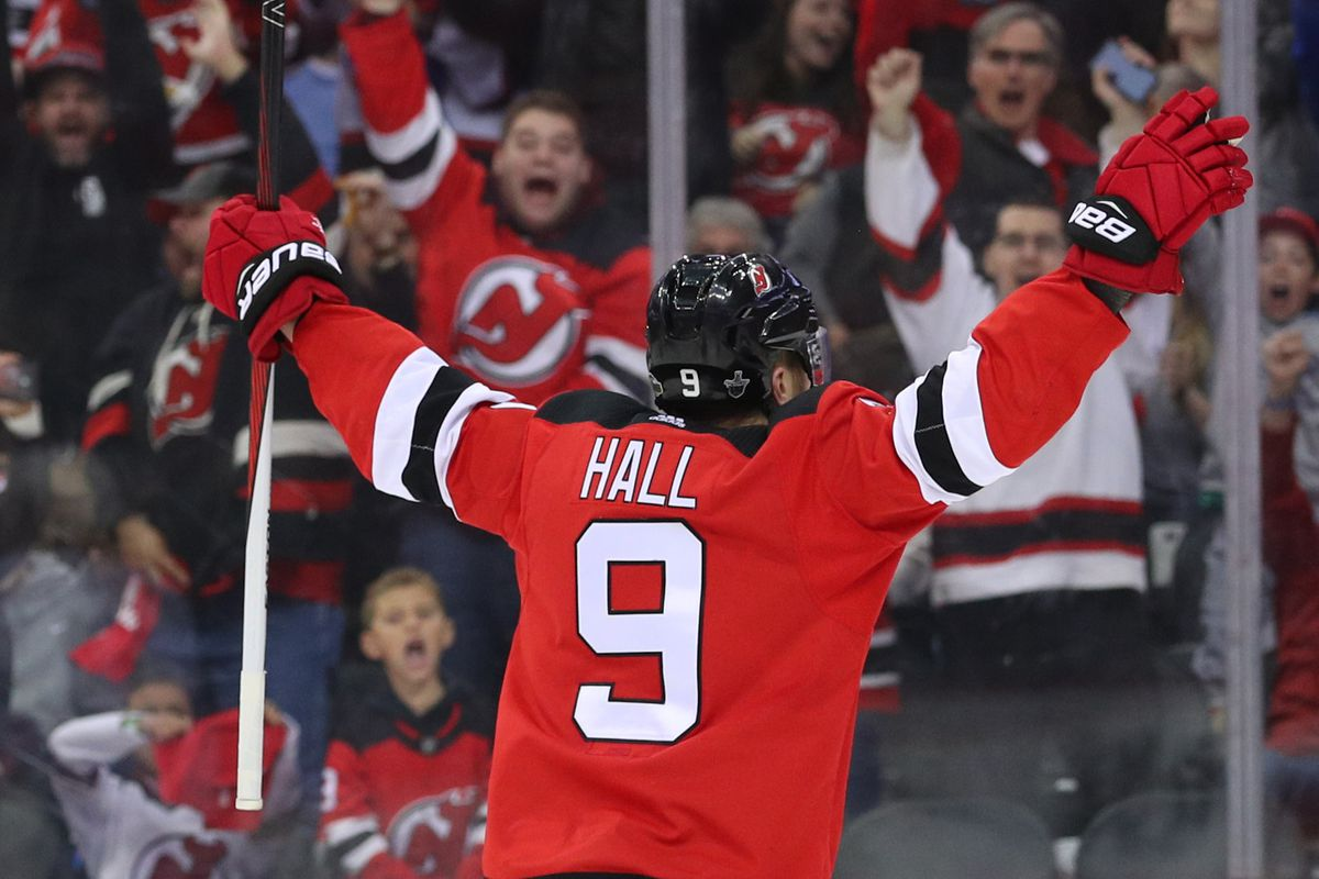 With Ted Lindsay Nom Hall Poised To Make Devils History At Nhl Awards All About The Jersey