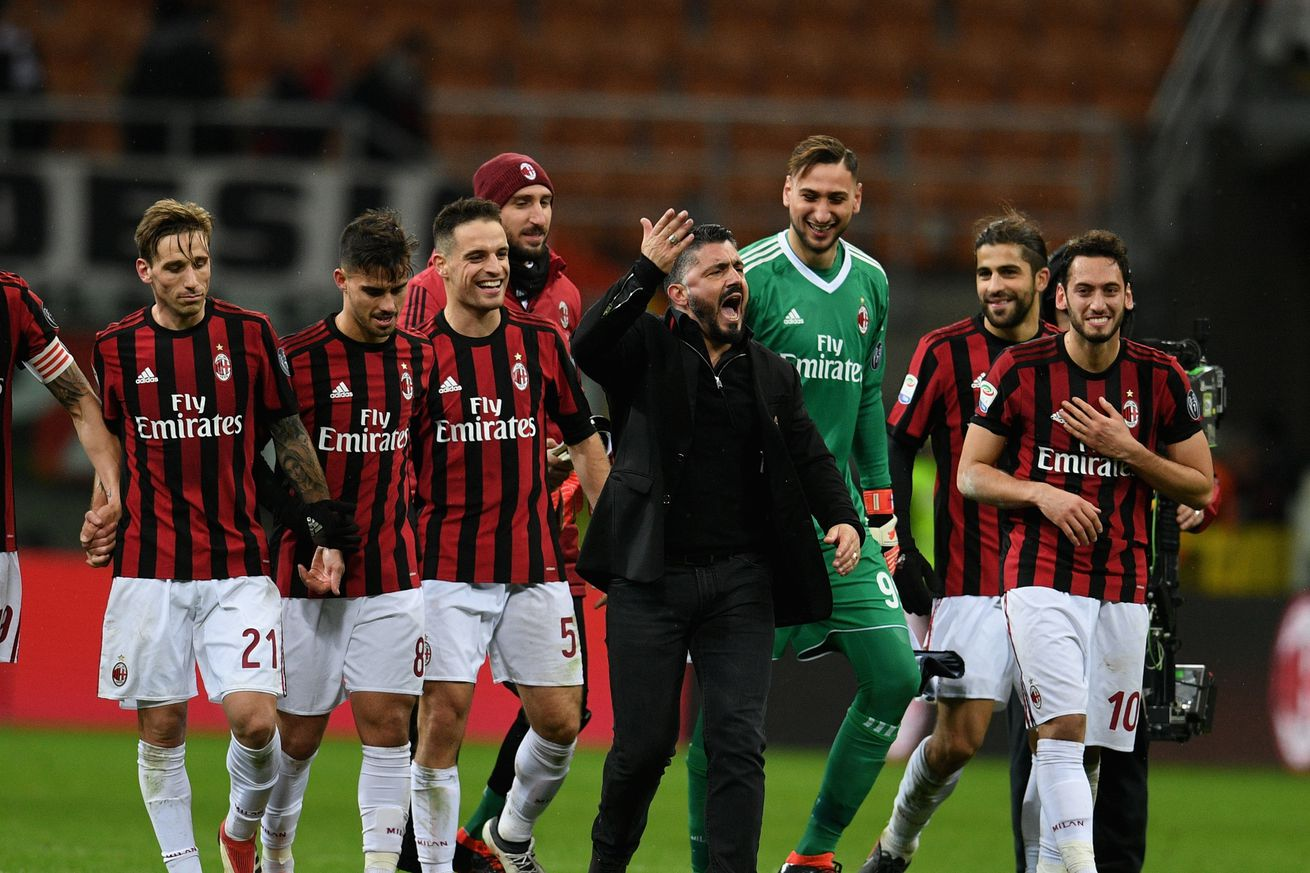 Milan - Sampdoria: three numbers from the most important win of the season