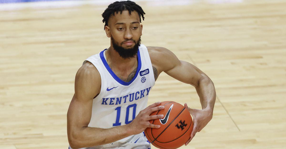 Davion Mintz returns to Kentucky Wildcats basketball