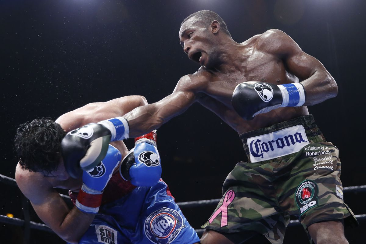 Erislandy Lara looking towards a big 2016, and a possible ...