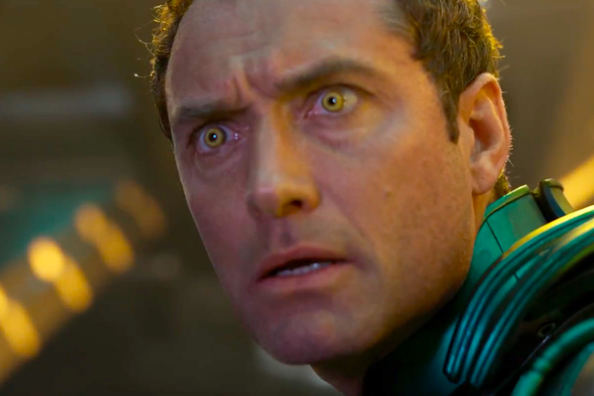 captain marvel: jude law's character might be the original