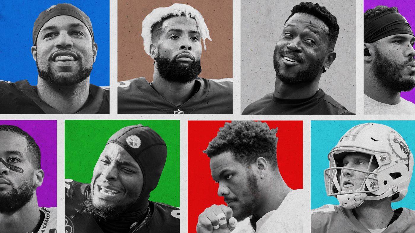 NFL- The Ringer cover image