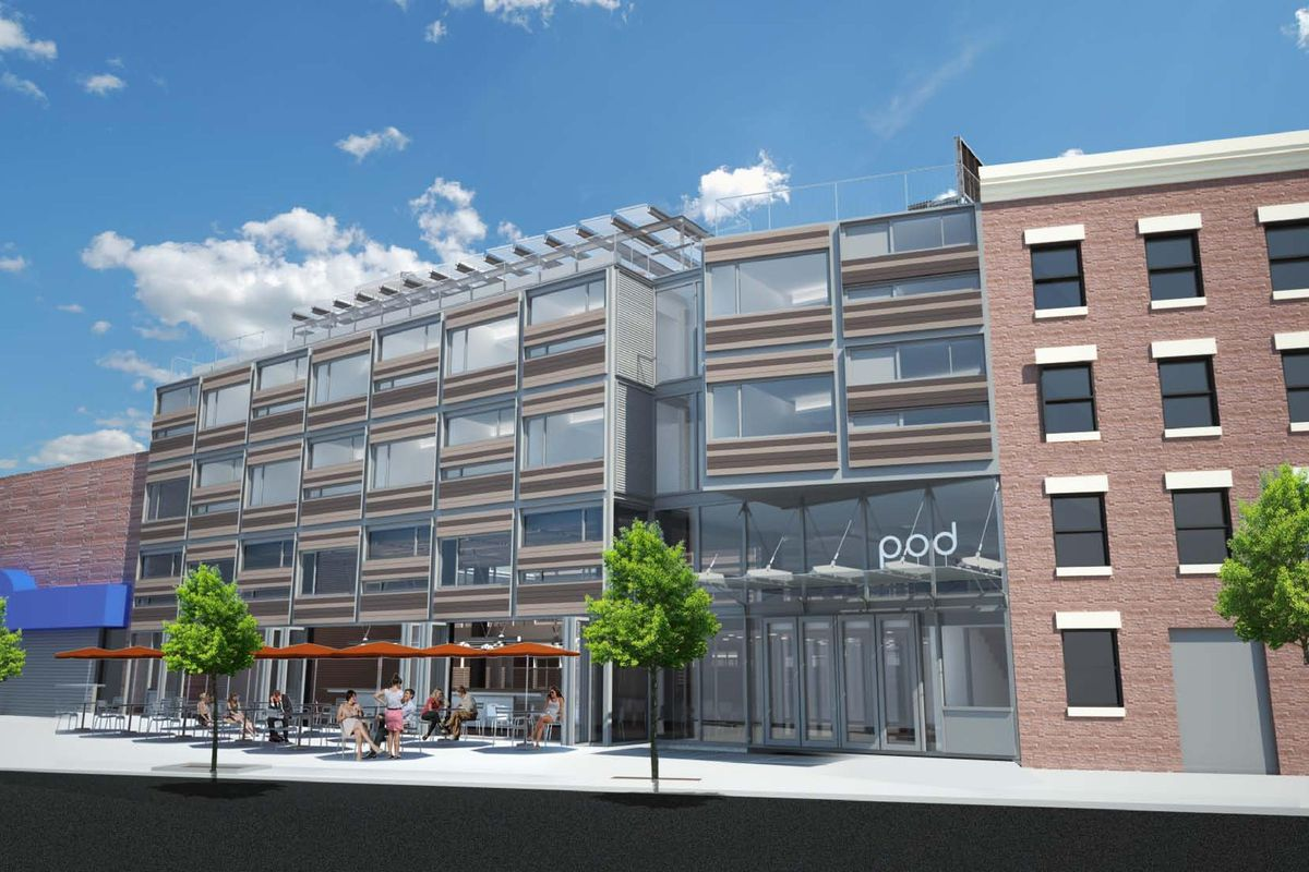 Williamsburg S First Pod Hotel Set To Open This Spring