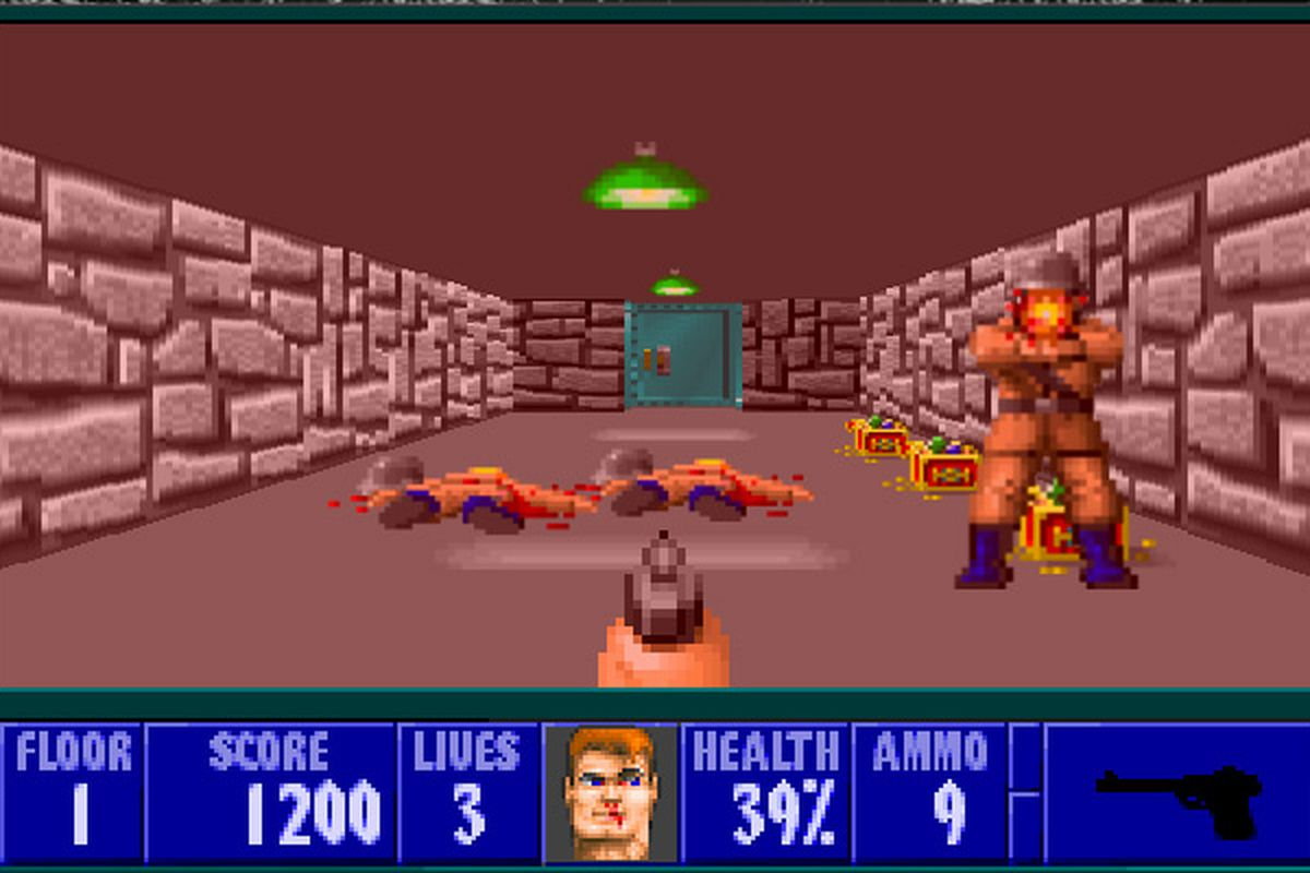 Wolfenstein 3d Turns 20 Years Old Play The Free Browser