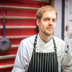 Stable chef and co-founder David Fritsche.