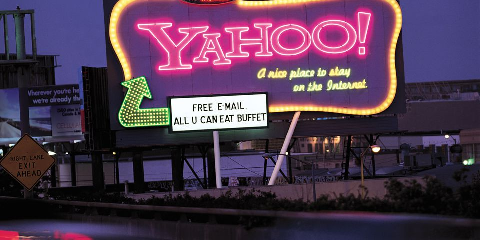 Yahoo Was the GE of the Internet - Vox