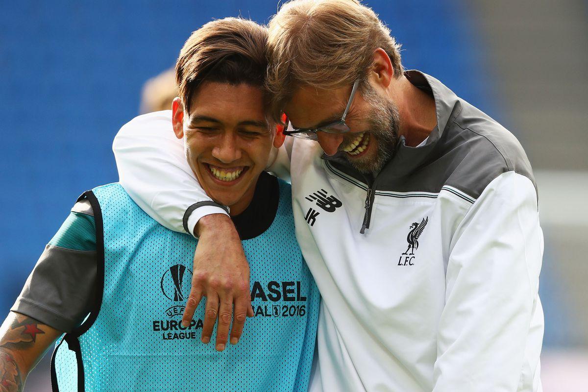 Liverpool Training Session - UEFA Europa League Final