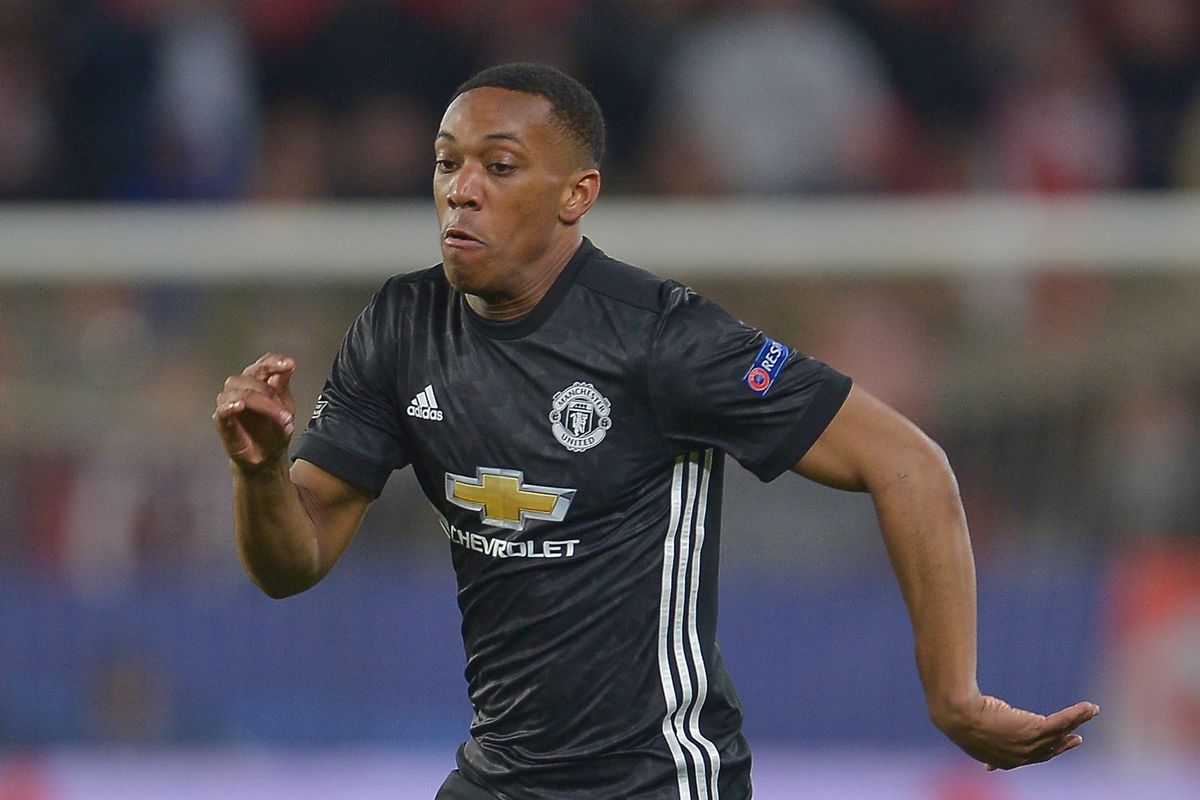 Anthony Martial a target for Juventus and PSG
