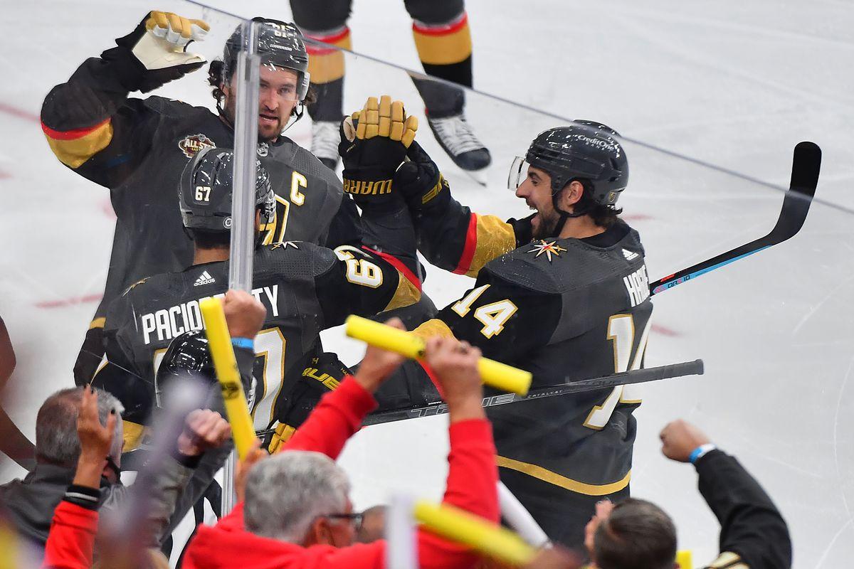 NHL: Seattle Kraken at Vegas Golden Knights