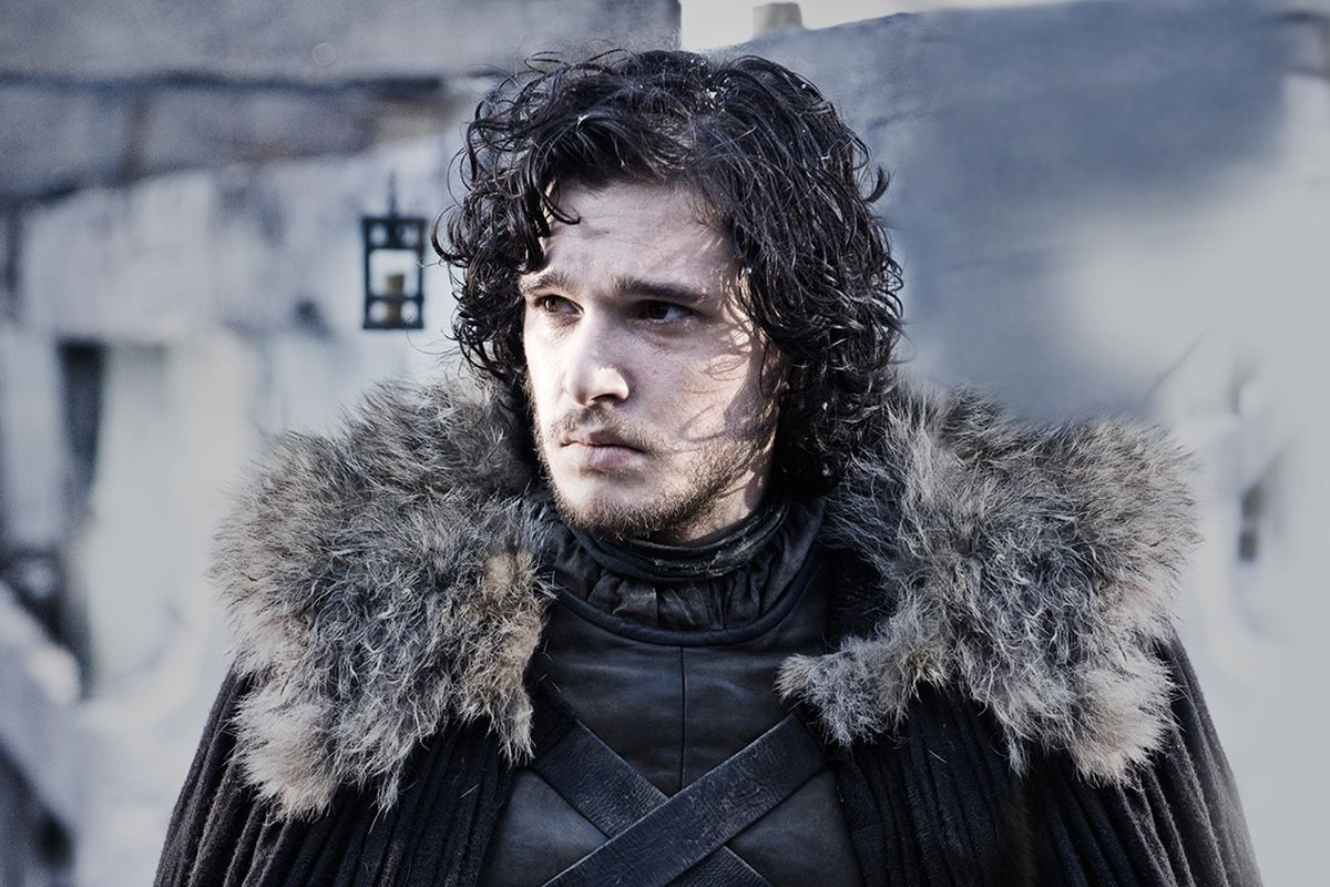 Jon Snow knows nothing about any passion for his sister Arya.