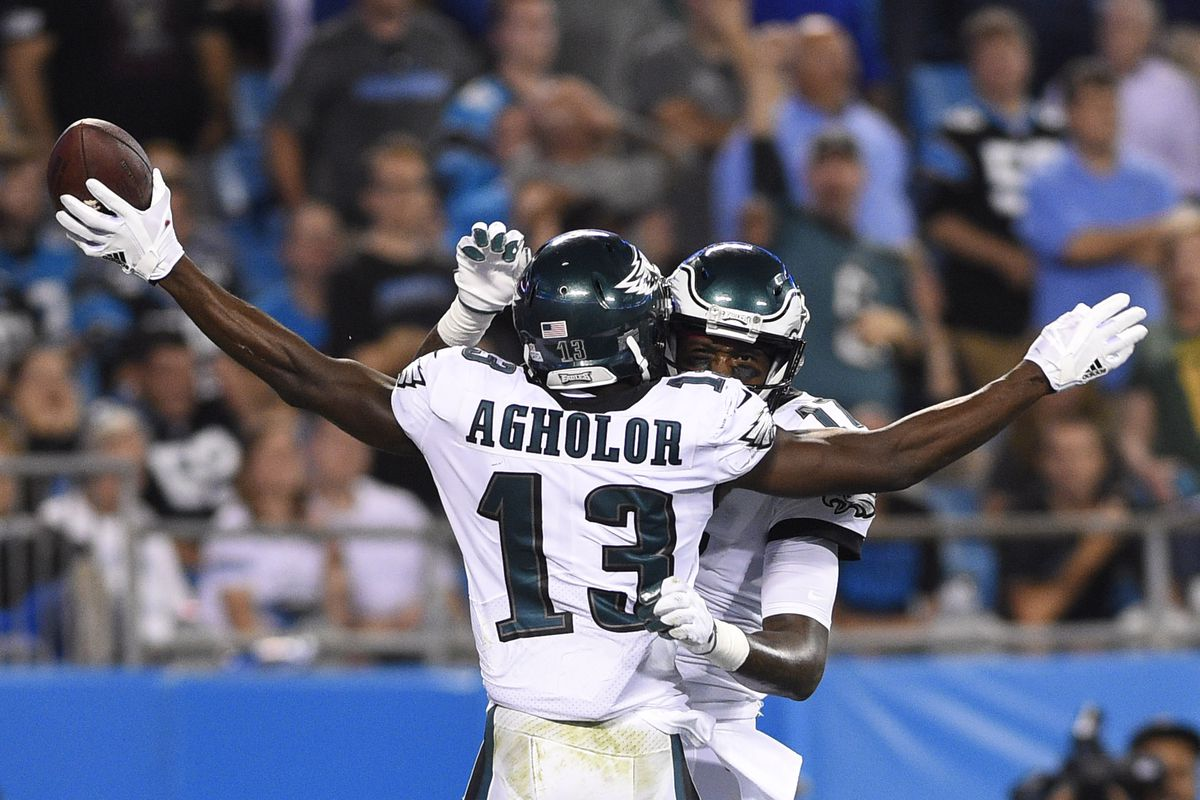 NFL trade rumors  Nelson Agholor is a perfect trade target for the ... 5590f68c6