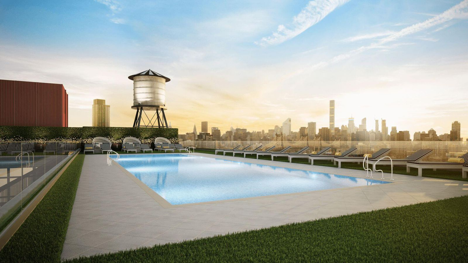 Yet Another Huge Long Island City Rental Gears Up To Launch Leasing This Summer Curbed Ny