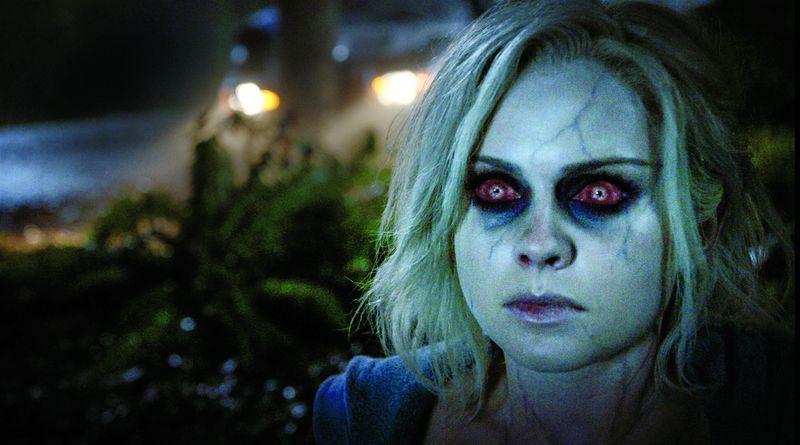 Liv Moore in Full-On Zombie Mode in iZombie.