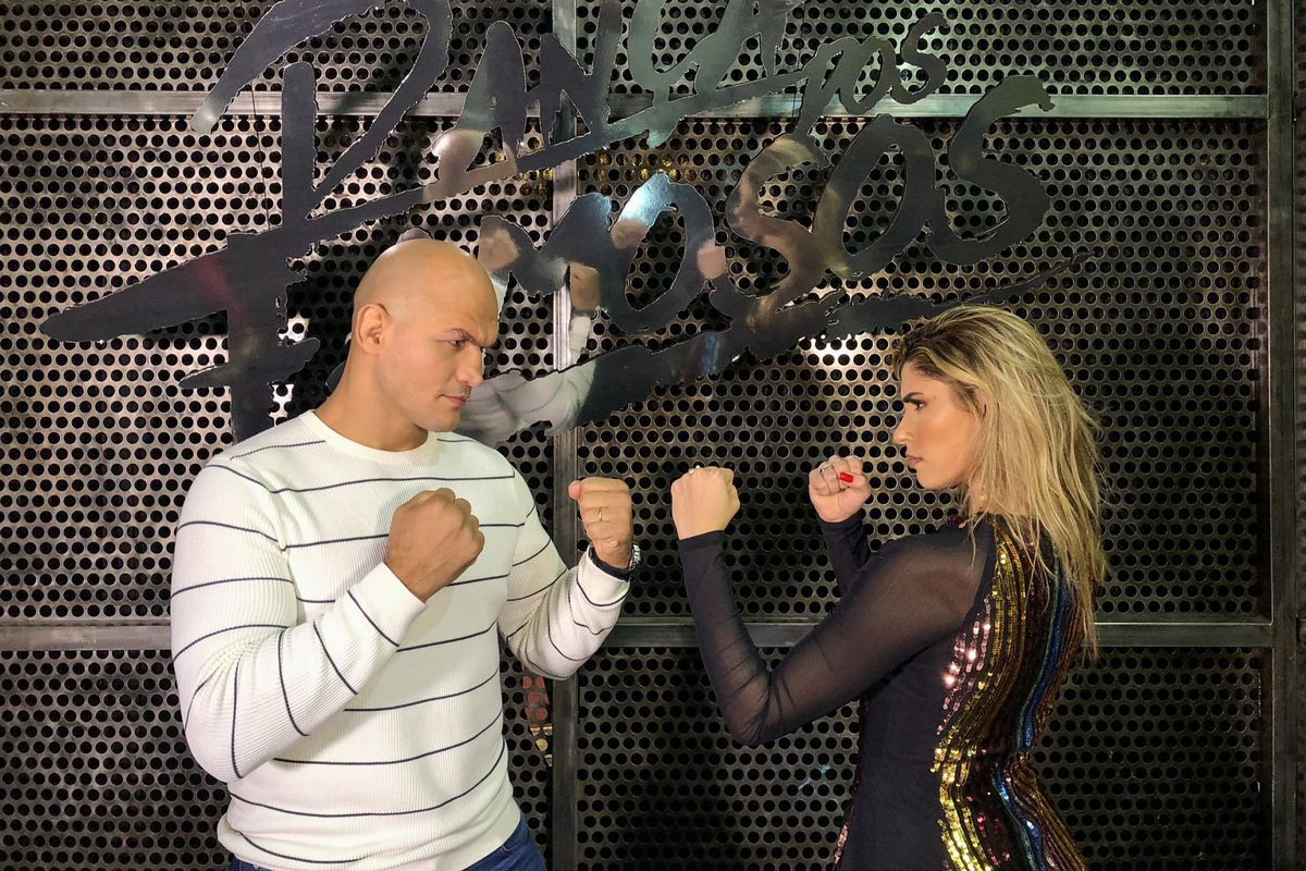Junior dos Santos joins Brazil's 'Dancing with the Stars' cast