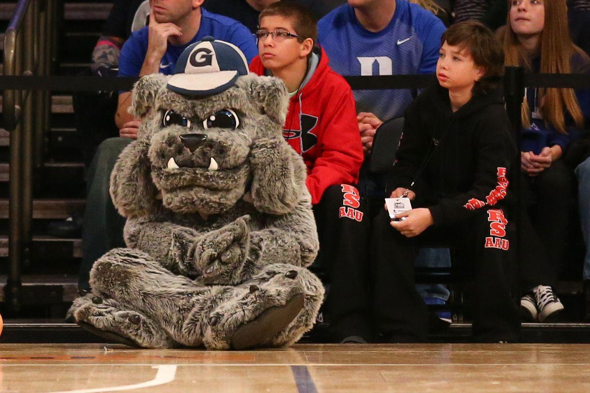 NCAA Basketball: 2K Classic-Duke vs Georgetown