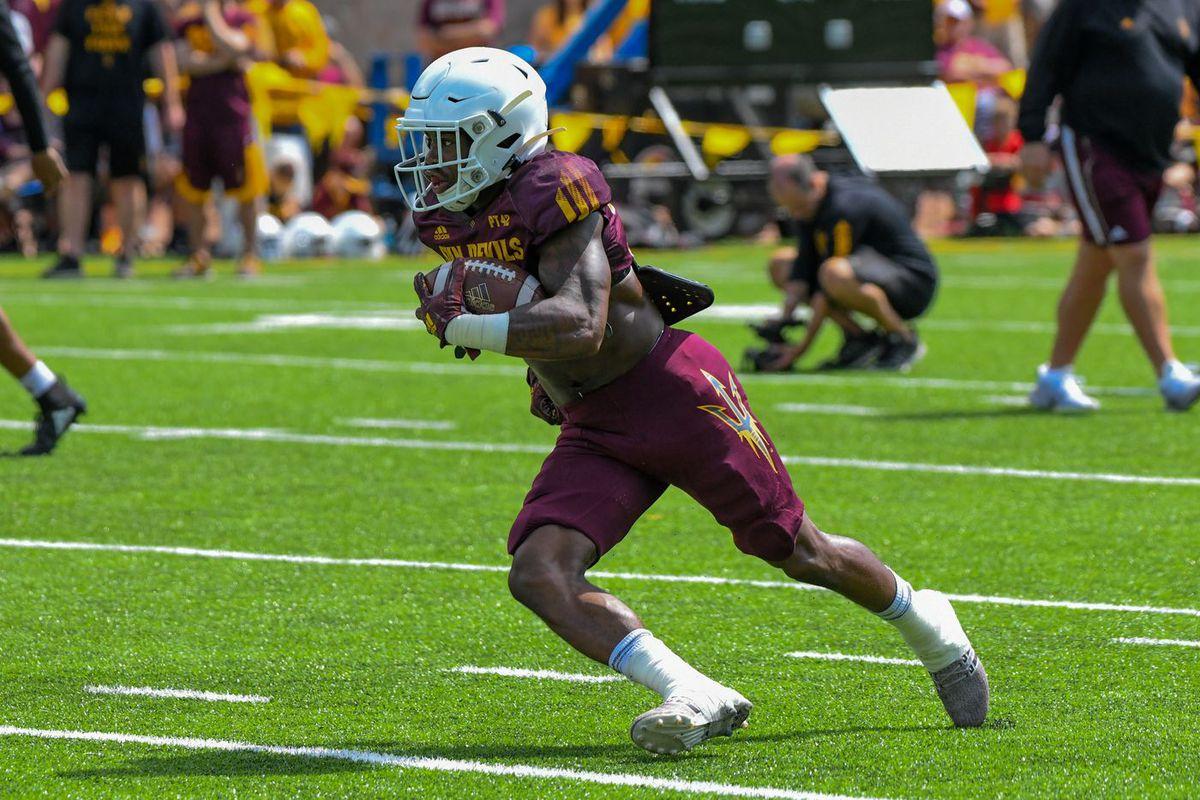 ASU Football: Practice Report (8/18)
