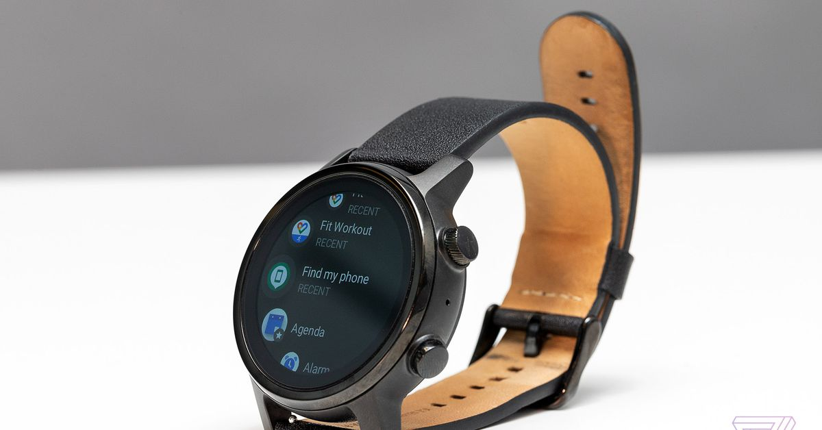 The Moto 360 (2019) is a familiar blend of good hardware and bad software