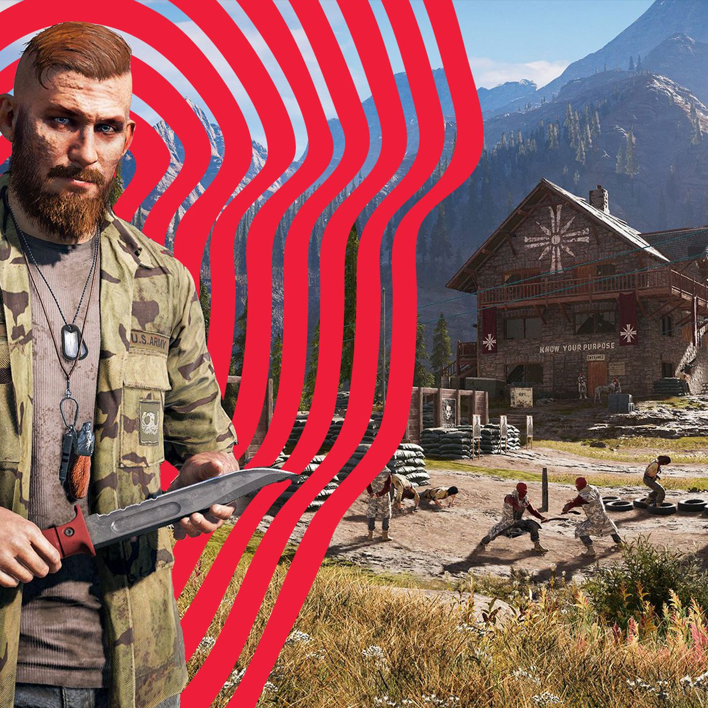 Far Cry 5 Review I Should Know Better Than To Love This Game Sbnation Com