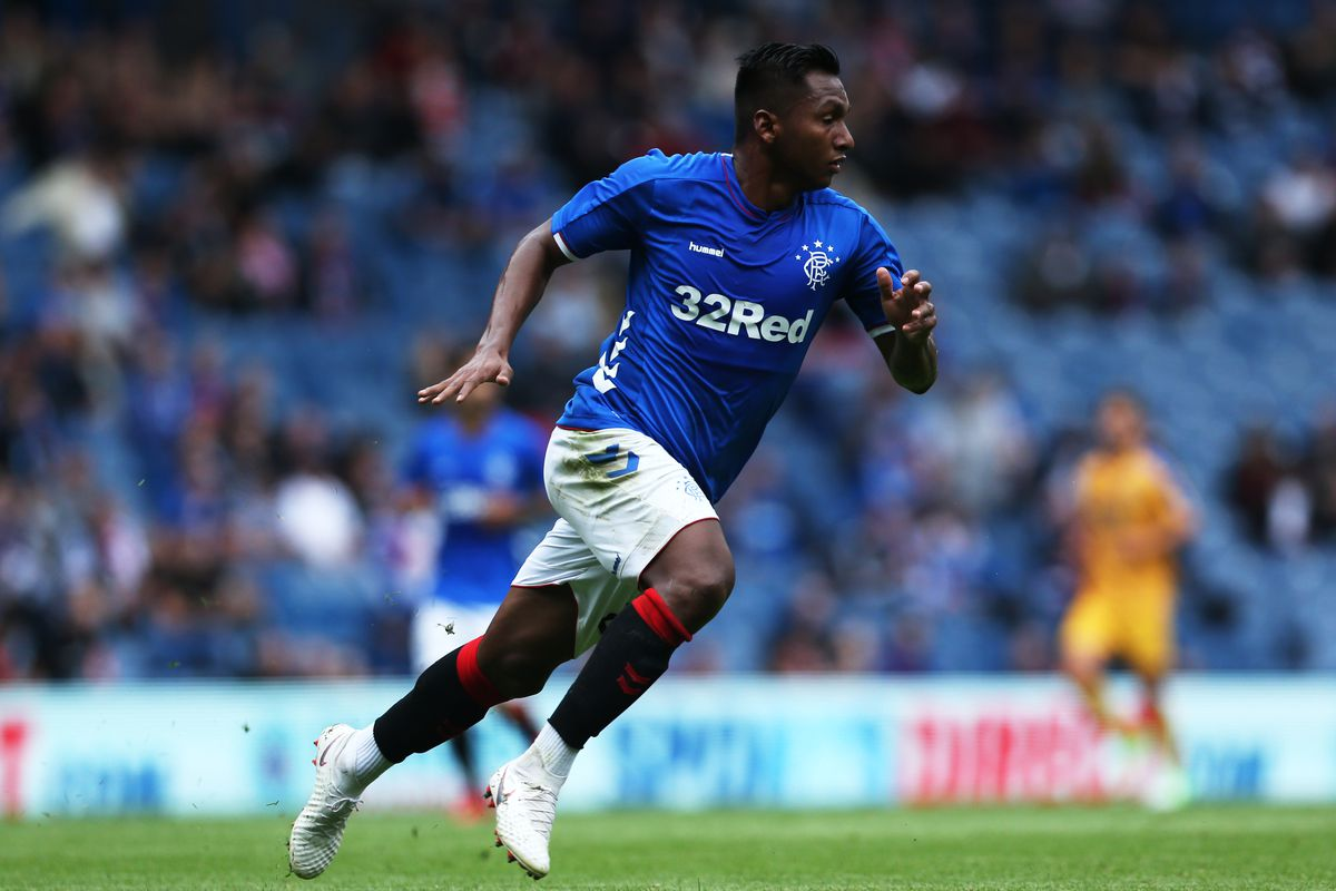 Rangers v Wigan