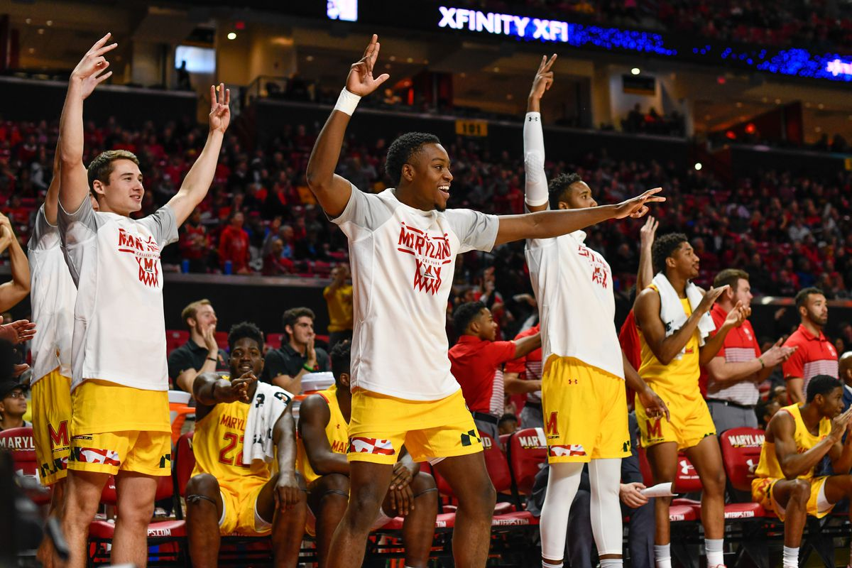 Takeaways from No. 7 Maryland's men's basketball's 80-50 win over Oakland