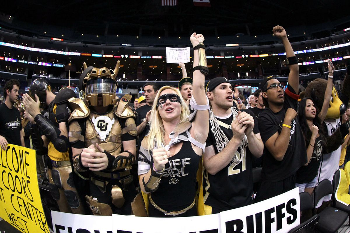 I hate you Colorado fans, but goddamn it, I respect you.
