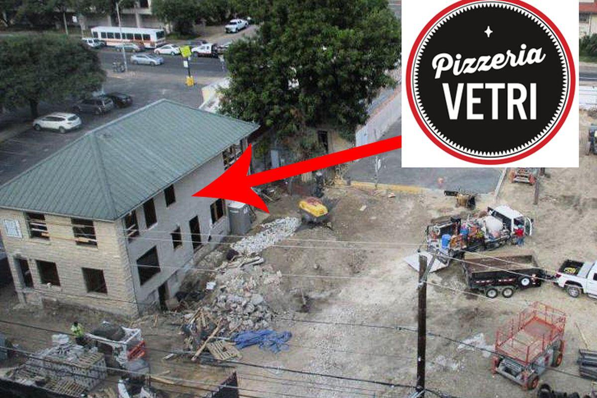 Pizzeria Vetri's new Austin location