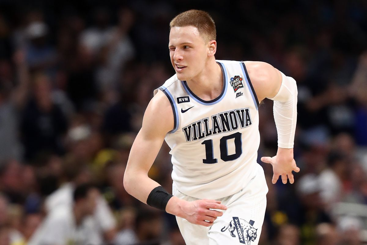 a39260e84df3 Photo by Ronald Martinez Getty Images. Donte DiVincenzo will officially ...