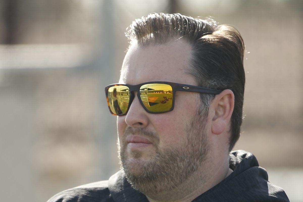 MLB: Arizona Diamondbacks assistant GM Jared Porter