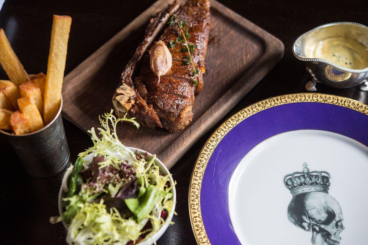 Clocktower steak