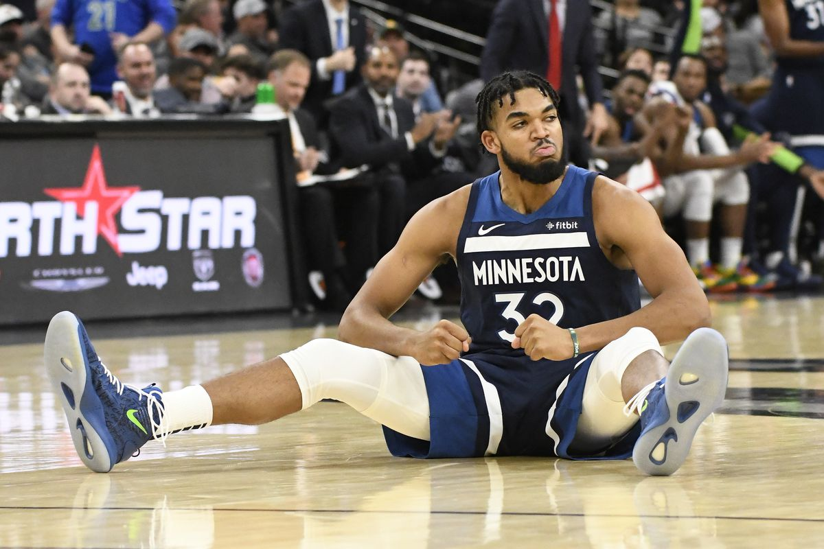 Karl Anthony Towns Injury Update Timberwolves C Andrew Wiggins