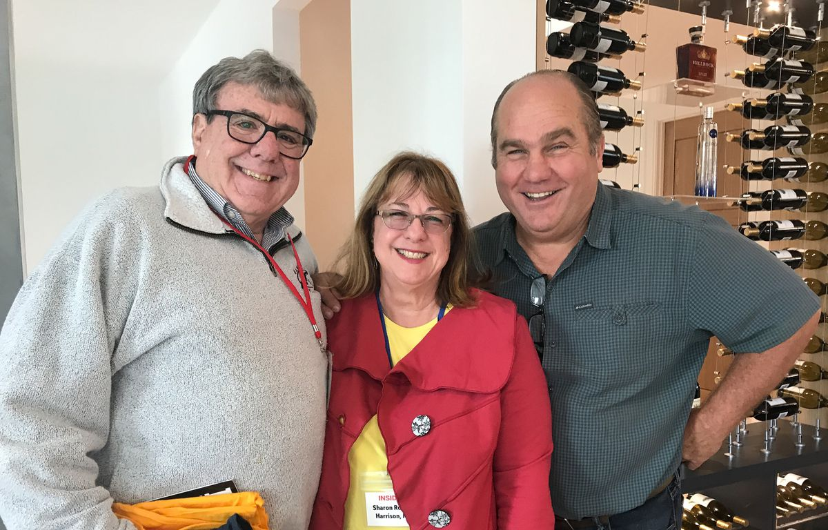 """<p><span style=""""font-size:18px""""><strong>Game Changer</strong></span></p> <p>Ken Rogers of Harrison, MEand his wife Sharonwere thrilled to meet Richard, our plumbing and heating expert. Ken was reaching a difficult time in his life while recovering from a liver transplant when he discovered the Insider program. He claims that Insider was a """"game changer"""" for him, and that the easy access to our programming and articles kept him going and motivated his full recovery. """"My health is now excellent!"""