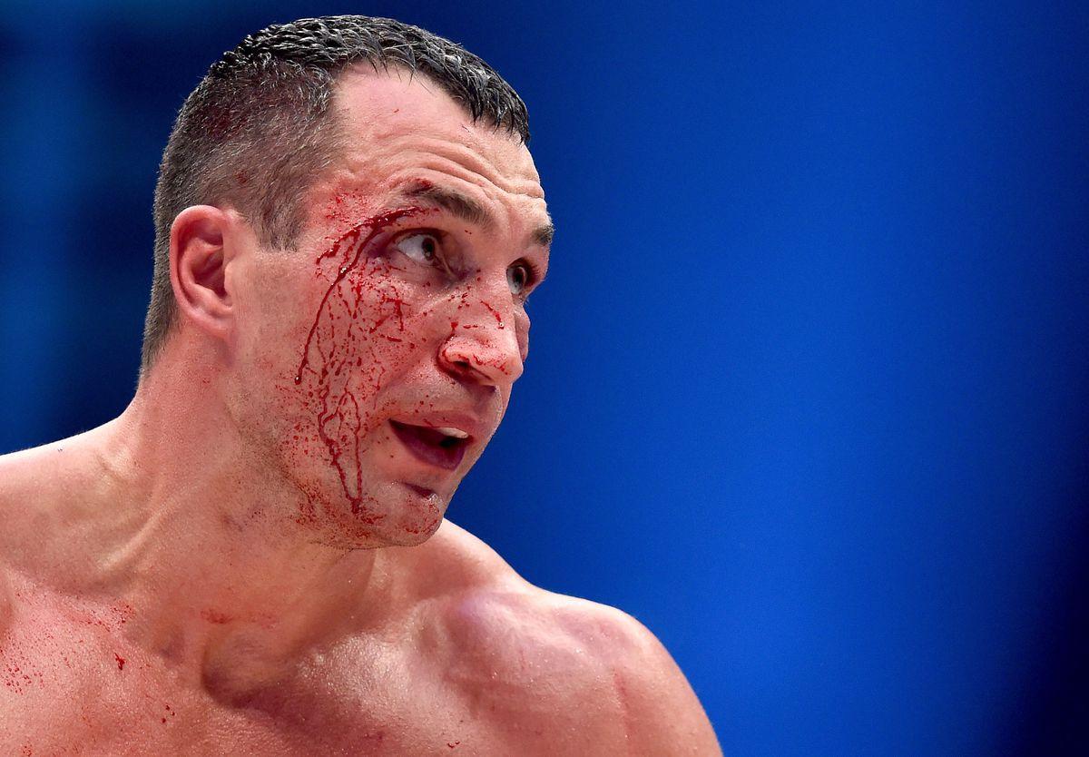 Wladimir Klitschko v Tyson Fury - IBF IBO WBA WBO Heavyweight World Championship
