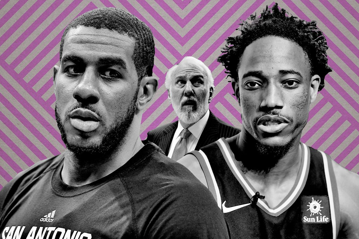 the spurs are who we thought they were the ringer