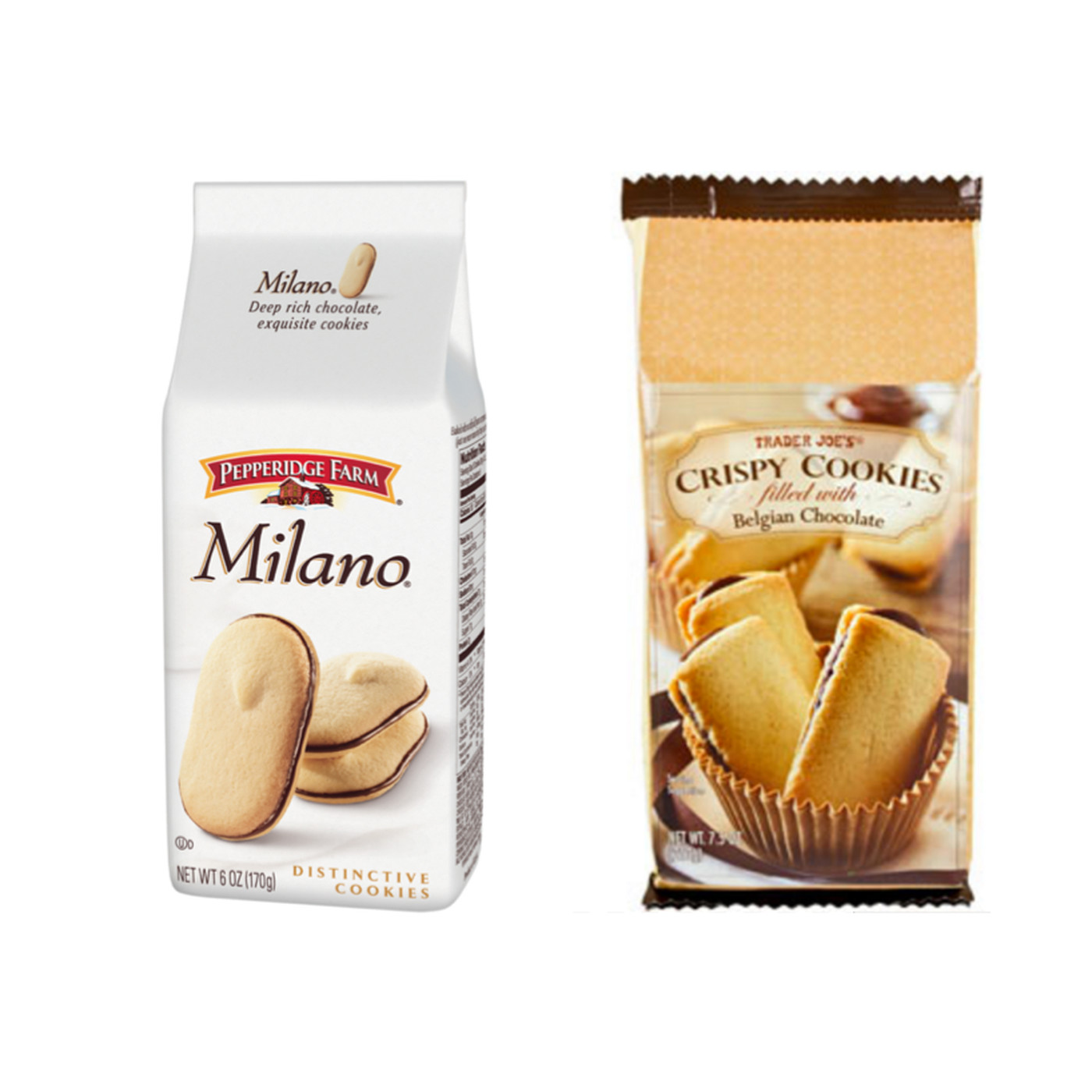 Pepperidge Farm Thinks It Owns The Concept Of Oval Chocolate Filled Cookies Vox