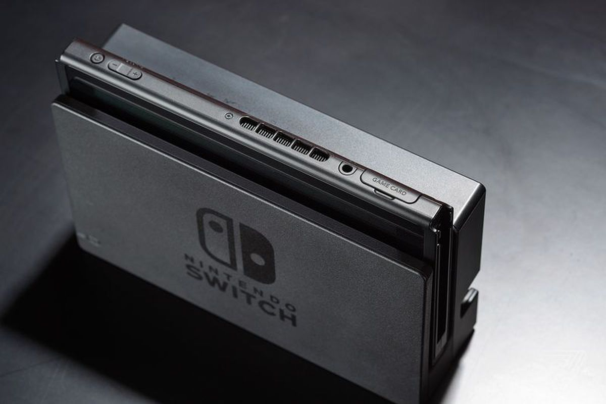 Nintendo reportedly releasing upgraded Switch next year