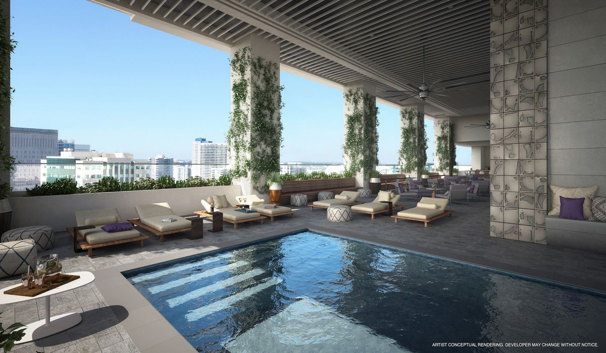 Coming soon: Downtown Miami's YotelPad development - Curbed